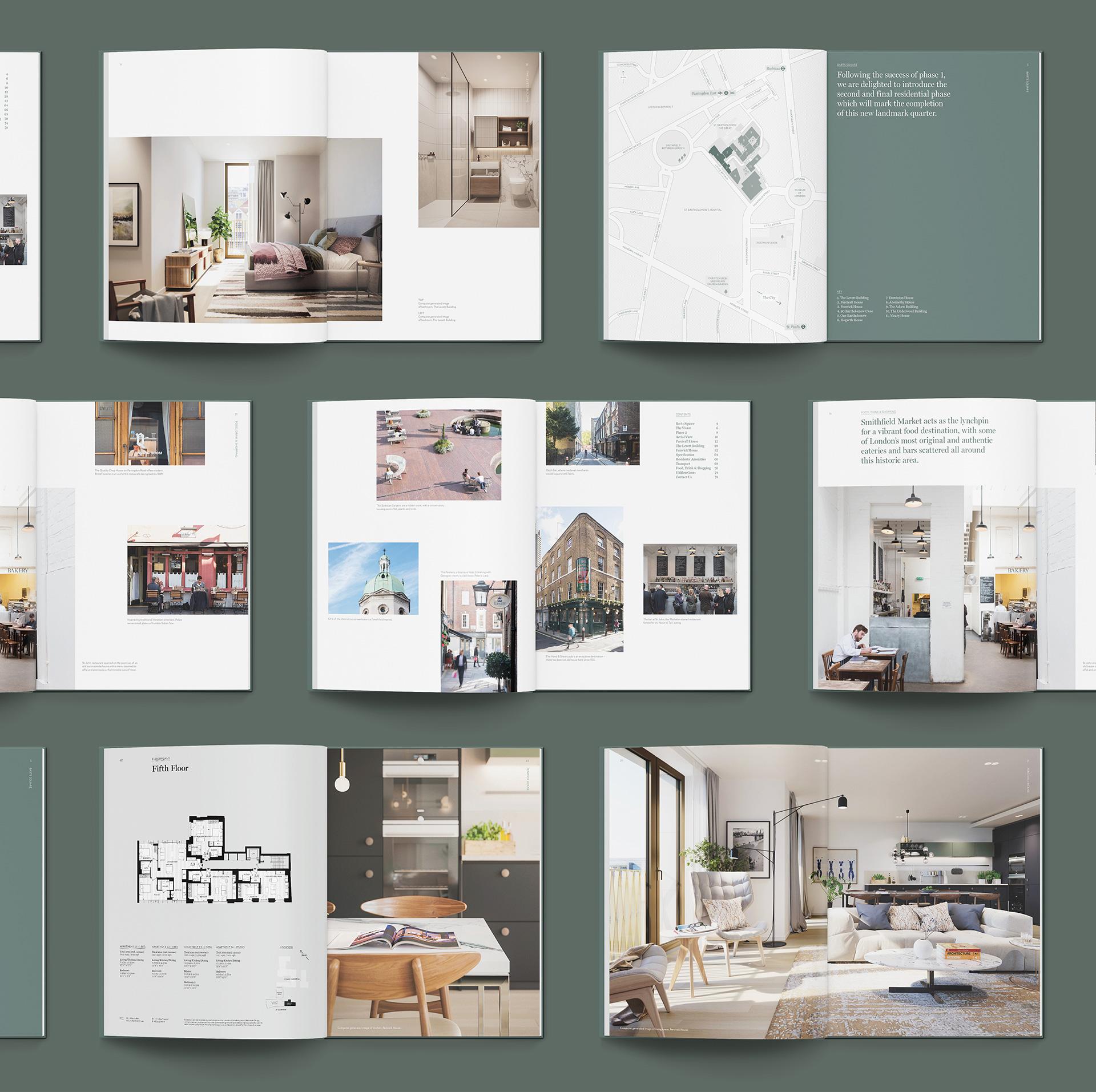 Barts Square Brochure