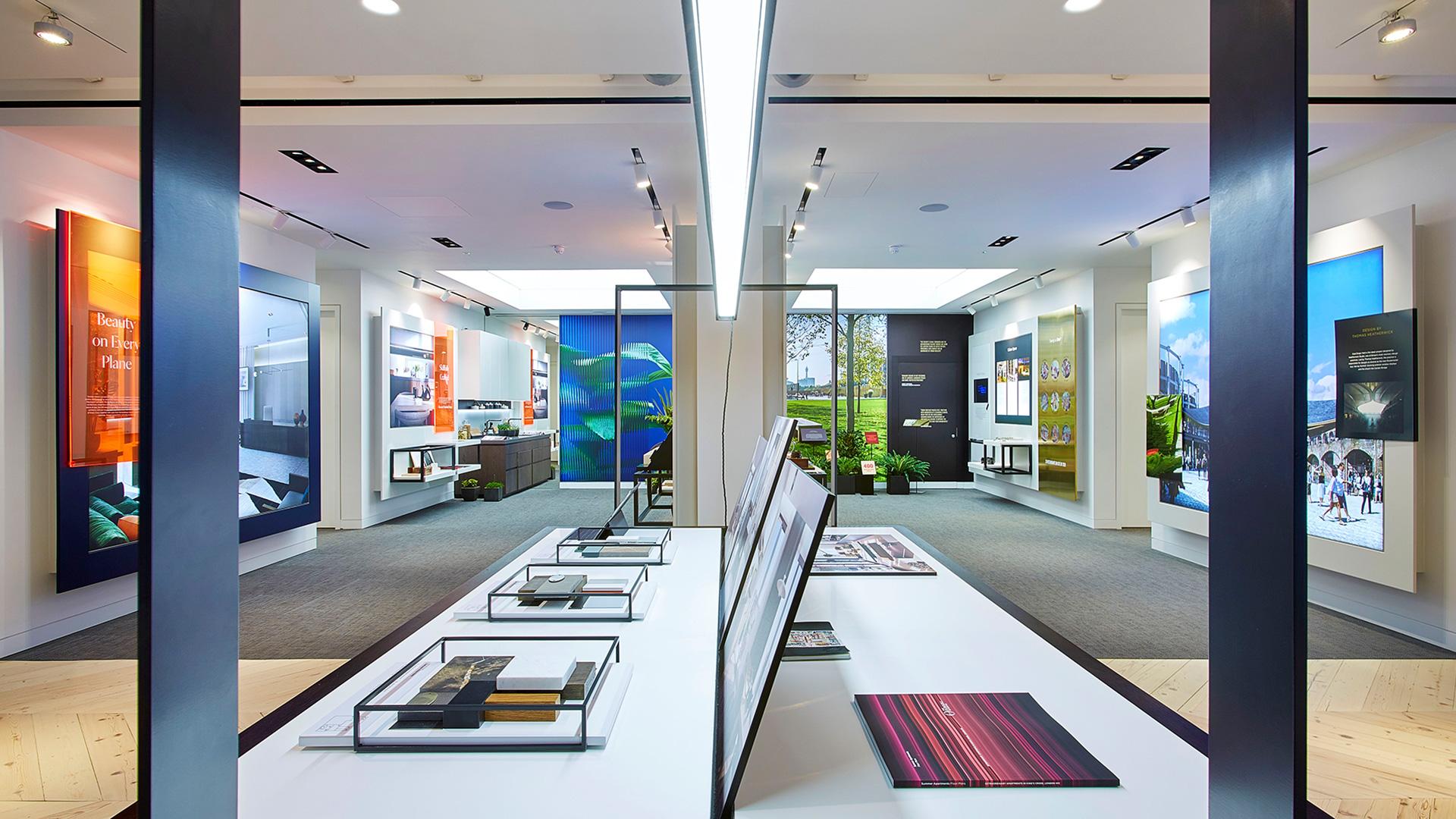 Fenman House, King's Cross - Residential Marketing Suite